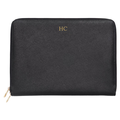 """Buy: THE DAILY EDITED 13"""" Laptop Case HC Initials Brand New"""