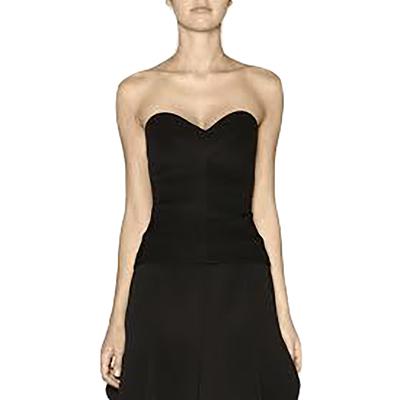 Rent: Diana Bustier Black Size 8