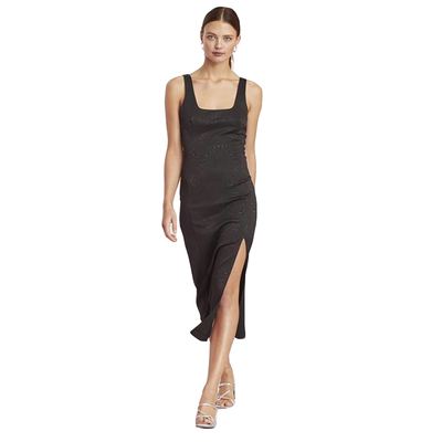 Rent: Zeb're Midi Dress Black Size 8