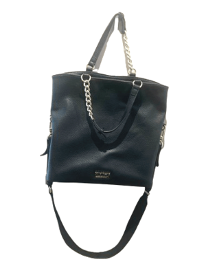 Buy: Black Leather Handbag