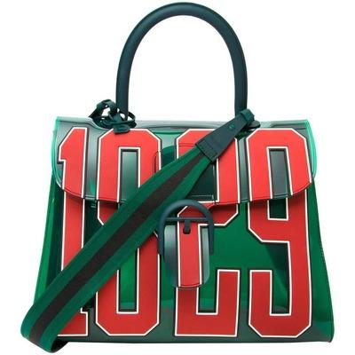 Buy: - The Hero (Limited Edition) Green Shoulder Bag