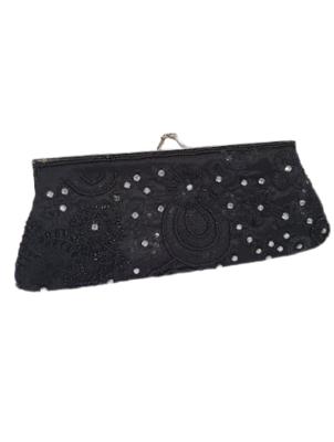 Buy: Black Purse Clutch Bag