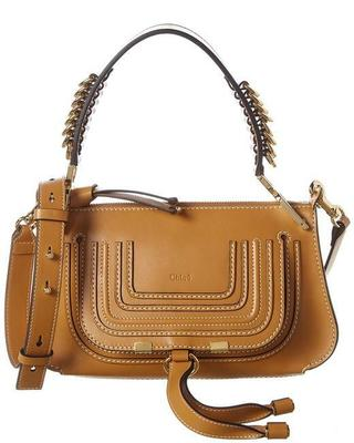 Buy: CHLOE Marcie Baguette Small Leather C19as148 A37 211 Shoulde