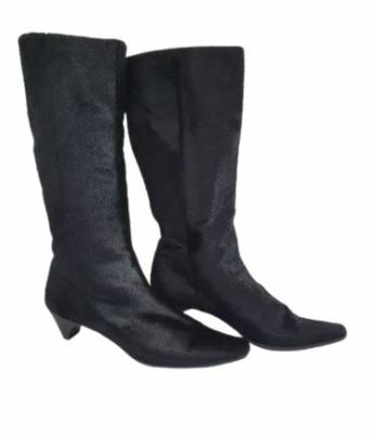 Buy: Vero Couio Black Boots Size 7