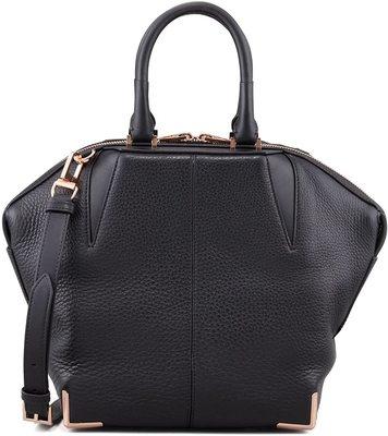 Buy: Emile Black leather Tote bag