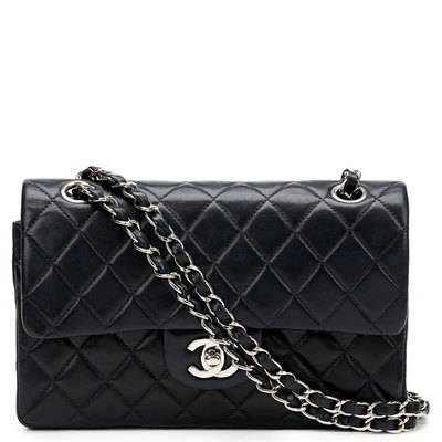 Buy: Classic Black Quilted Handbag BNWT