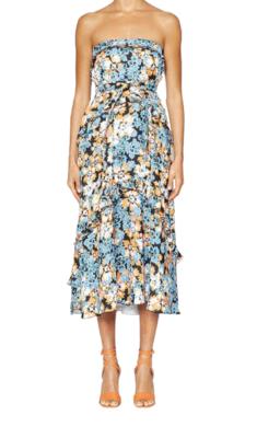 Buy: Floral print dress Size 8