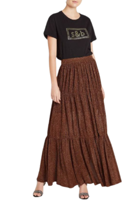 Rent: Maxi skirt Size 8