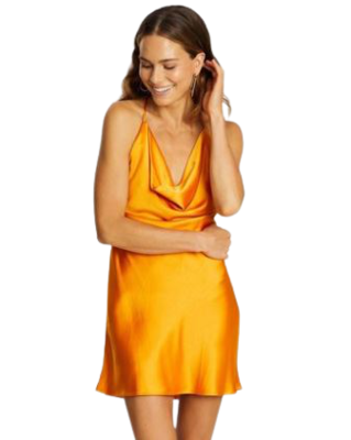 Rent: Seraphine Mini Dress Size 8