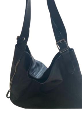 Buy: Black leather bag