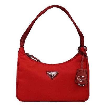 Buy: 2000 Mini Re-edition Handbag Red Nylon
