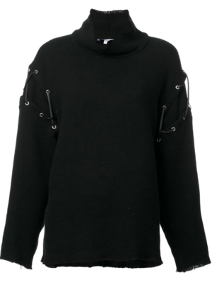 Rent: Hye sweater in black Size 8