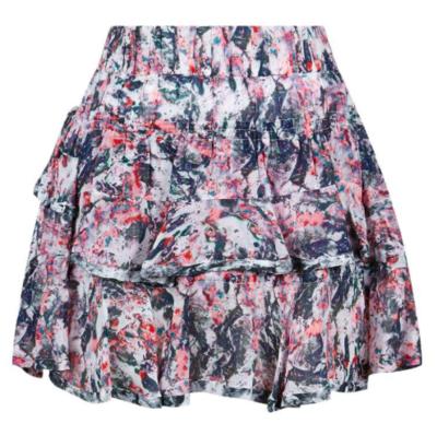 Rent: Megan Tiered Skirt Size 10