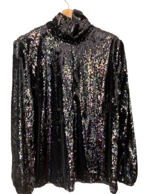 Rent: Sequin top BNWT Size 8