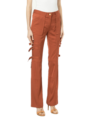 Buy: Combat Boot Pants in sienna Size 26