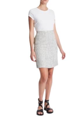 Rent: Tweed skirt Size 8