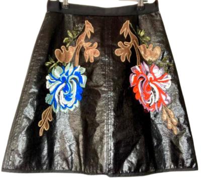 Rent: Sequin applique skirt Size 10