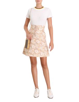 Buy: Zippy Lace Up Skirt BNWT Size 8-10