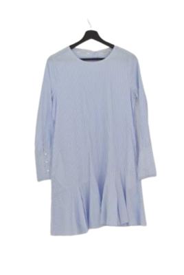 Buy: White and Blue Tunic Dress Sze 4