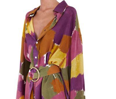 Rent: TITAN Shirt - Dry Brush BNWT Size 8-10
