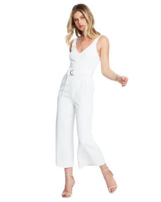 Buy: Dharma white jumpsuit BNWT Size 8