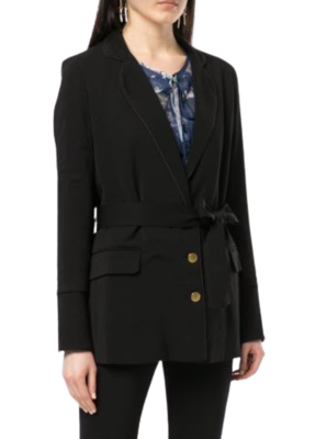 Buy: Betsy Blazer in Black BNWT Size 8
