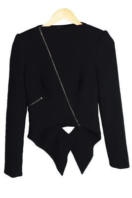 Buy: Black woolen blazer