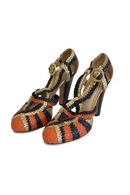 Buy: Woven Heels