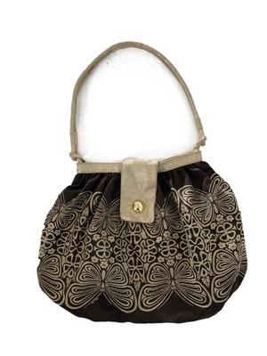 Buy: Embroidered Shoulder Bag
