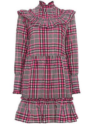 Buy: Checked Dress Size 10