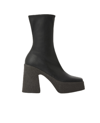 Buy: Chunky Ankle Boots Size 8