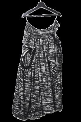 Buy: Metallic Wool Skirt Size 8