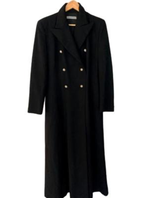 Buy: Longline military style coat Size 12-14