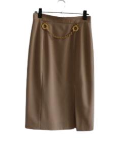 Buy: Authentic Slit Pencil Skirt Size 10
