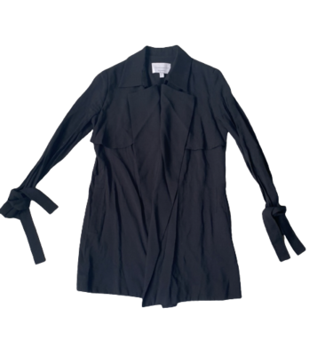Buy: Black Trench Size 10