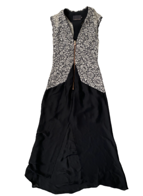 Buy: Embroided Flower Dress Size 6