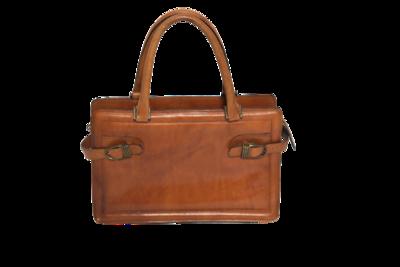 Buy: Brown Leather Bag