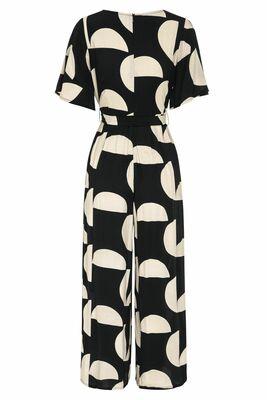 Buy:  Effie Jumpsuit in Black Size 14