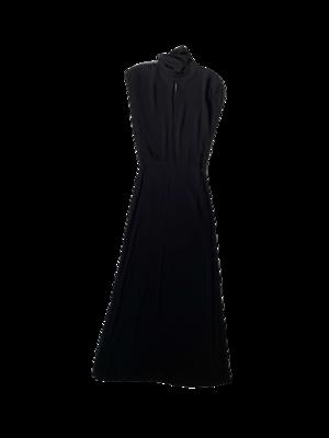 Buy: Maxi Sheer Turtleneck Dress