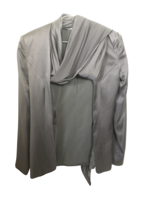 Buy: Twisted Silk Jacket Size 6