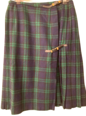 Buy: kilt with leather fasteners Size 8