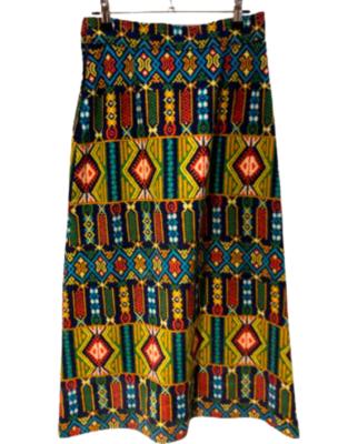 Buy: 70s A-line Aztec midi Size 8