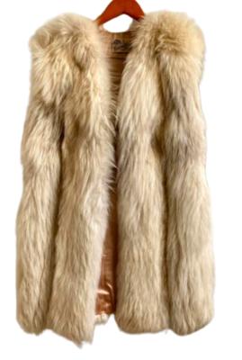 Buy: Real fur vest Size 6-12