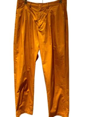 Buy: Mustard cotton pants Size 27-28