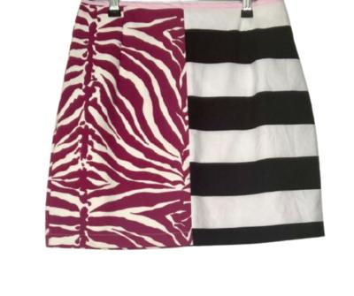 Buy: Zebra stripe mini Size 8-10