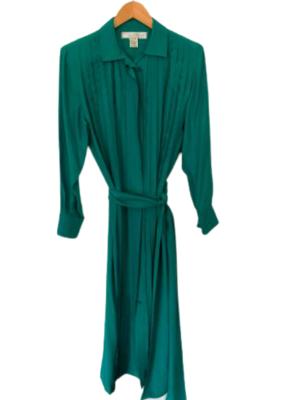 Buy: Pleated shirt dress Size 10-14