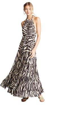 Buy: Juniper halter maxi dress Size 6