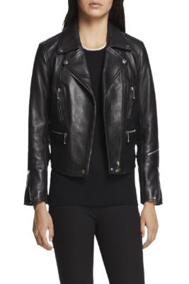 Buy: Arrow Leather Jacket BNWT Size 8
