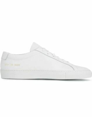 Buy: White leathers sneakers Size 9