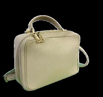 Buy: Leather Camera Bag/ Cross Body Handbag